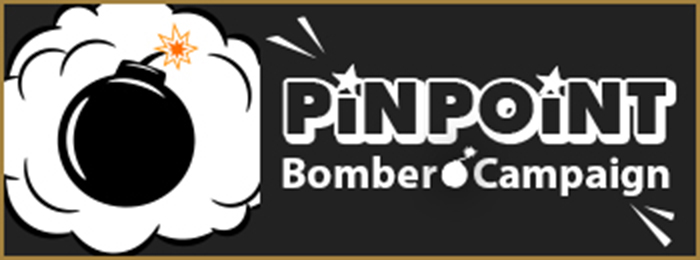 PINPOINT BomberCampain